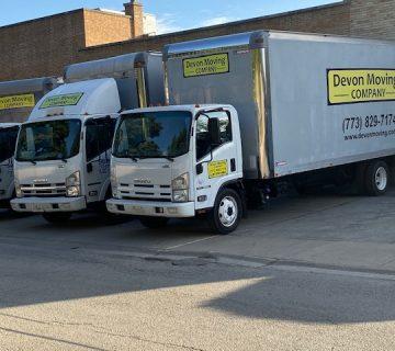 Devon Moving